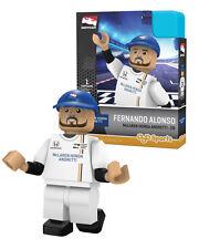 FERNANDO ALONSO #29 MCLAREN HONDA ANDRETTI INDY CAR RACING OYO MINIFIGURE NEW