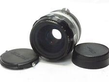 Nikon Nikkor-O.C Non-AI f/2 35mm Manual Focus SLR Camera Lens