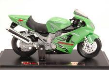 Kawasaki Ninja ZX-12R Green Motorbike 1:18 Model 332G MAISTO