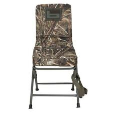 Banded Waterfowl Hunting Swivel Blind Chair Realtree Max-5 Camo Avery GHG Ducks