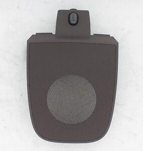 JAGUAR OEM 09-13 XF Instrument Panel Center Speaker Grille Truffle C2Z1835AMS