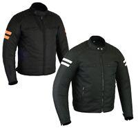 Veste Blouson En Textile Homme Blouson Pour Moto Noir Veste textile été moto