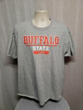 Buffalo State College DAD Adult Gray XL TShirt