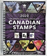Unitrade Specialized Catalogue of Canadian Stamps 2020-New & Sealed! -Auction#28