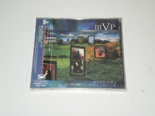 MICHAEL VISCERA PROJECT - WINDOWS - JAPAN CD 1997 W/OBI CANYON - NUOVO! SEALED!