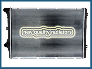Radiator fits Volkswagen Passat B6 B7 3/2006-on