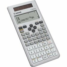 Canon F789SGA Grey Battery & Solar Power Scientific Calculator - 605 Functions