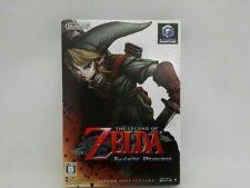 Nintendo GameCube The Legend of Zelda Twilight Princess GC Japan F/S