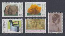 SPANISH ANDORRA (1996) AÑO COMPLETO NUEVO MNH SPAIN - EDIFIL 251/55