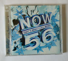 NOW THAT'S WHAT I CALL MUSIC 56 - 2003 2 CD SET - GOOD CONDITION