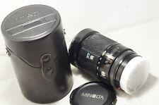 """""""Good"""" Minolta AF 28-135mm F4-4.5 w/Case&Filter [18108864]"""