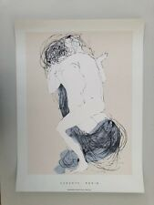 AUGUSTE RODIN, 'TWO WOMEN EMBRACING',RARE 1990's SERIGRAPH