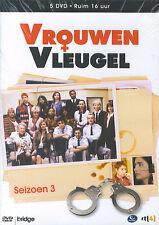Vrouwen Vleugel : Seizoen 3 (5 DVD)
