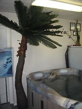 9' Tropical Artificial Exterior Palm Trees