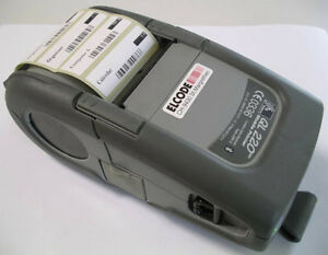 Zebra QL220 Portable Mobile Handheld Thermal Barcode Label Printer QL 220