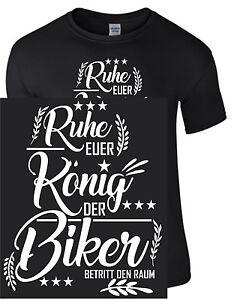 Motorrad Biker biken Bikershirt Motorradbekleidung T-Shirt Fun Geschenk m261