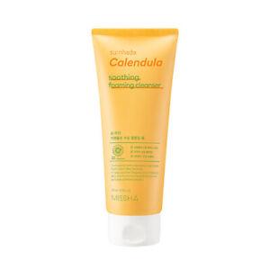 [MISSHA] Su:nhada Calendula pH 5.5 Soothing Foaming Cleanser 200ml
