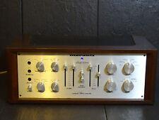 Marantz Model 3300 Preamplifier EnterpriseServices with Wood case vintage Legend