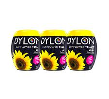 DYLON 350g Sunflower Yellow Machine Dye Pod