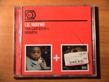 Lil Wayne - Tha Carter III + Rebirth