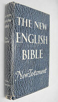 New English Bible New Testament 1961 Oxford Cambridge HBDJ
