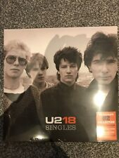 U2 '18 SINGLES' THE BEST OF - BRAND NEW SEALED 2 x VINYL LP WITH BOOKLET
