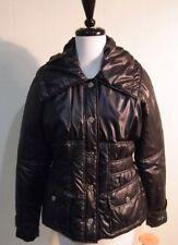Anne Klein Women's Black Short Quilted Darling Puffer Jacket SZ S NWT $199
