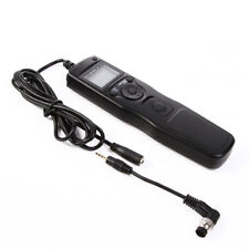 Timer Remote Shutter Cord +2.5mm DC Adapter For Nikon D200 D700 D800 D810A D4 N1