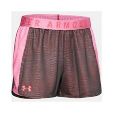 Under Armour - Women'S Ua Play Up 2.0 Shorts Inside Out Mesh Pink Size M