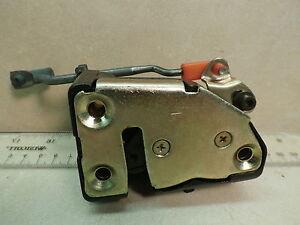 4520567, 04520567, Door Latch, OEM NOS Mopar Dodge, 93 Dynasty W/O Door Locks `