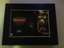 Warcraft III 3 Reign of Chaos Collector's Edition **MISSING ARTWORK ONLY**
