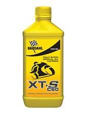Olio Bardahl 100% sintetico 10W-50 10W50 4 Stroke XT-S XTS C60, codice 358039