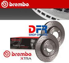 BREMBO Dischi freno 08.B413.1X AUDI A3 (8P1) 1.6 E-Power 102 hp 75 kW 1595 cc