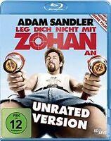 Leg dich nicht mit Zohan an (Unrated Version) [Blu-r... | DVD | Zustand sehr gut