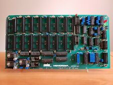 ads Memorizer 1982 S-100 Memory Ram Board For Old S-100 Personal Computer