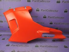 USED DERBI GPR125 GPR50 LEFT SIDE LOWER BELLY FAIRING COWL 00H04918641 2005 2006
