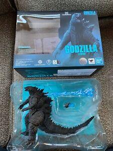 Bandai Godzilla King of Monsters 2019 S.H.MonsterArts open box