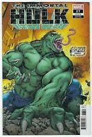 Immortal Hulk #27 MARVEL COMICS Variant 2099 Cover B 1ST  PRINT