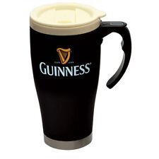 Guinness Cream Cap Irish Large Travel Mug