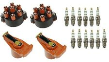 For Porsche 911 Carrera 89-98 Tune Up Kit w/ Spark Plugs Caps & Rotors Bosch
