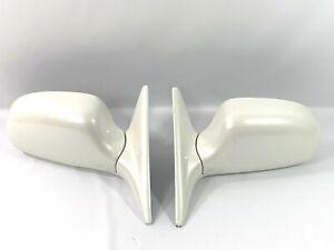 Genuine Toyota MR2 Side Mirror Set | Door Mirror | Pearl White | Foldable #5202
