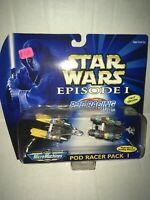 STAR WARS | MIcro Machines Podracer Pack | UPC:047246665310