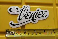 New listing Venice Script Hecho En Venice Co. Dogtown Beach Skate Surf Snow Surfing Sticker
