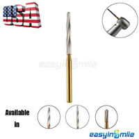 Dental Drills Carbide Tungsten Steel Bur Zekrya FG Bur For High Speed Handpiece