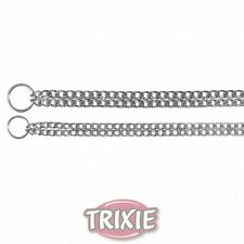 Correas Trixie de metal para perros