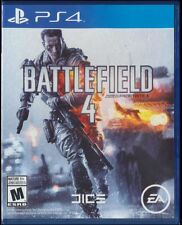 Battlefield 4 (Sony PlayStation 4, 2013) Electronic Arts