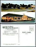 PENNSYLVANIA Postcard - Bird In Hand Motor Inn & Restaurant H22