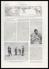 Pole Nord  recherche d'une route aérienne Expédition Groenland Courtauld 1931