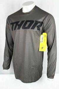 Thor Men's 2020 Pulse S19 Jersey Motocross Size Large Smoke 2910 4820