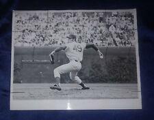 BILL HANDS PHOTO ORIGINAL 1970 Chicago Cubs
